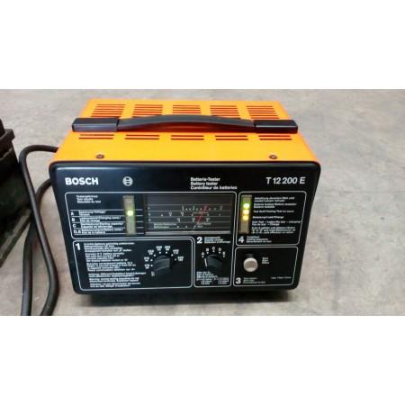 Comprobador  de Baterias Bosch T12 200E