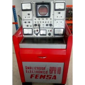 Analizador de motores Femsa...