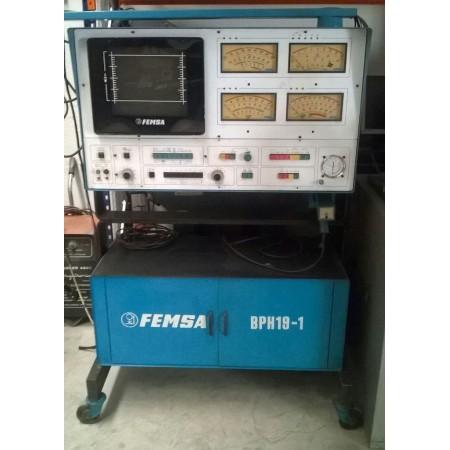 Analizador de motores  Femsa BPH19-1