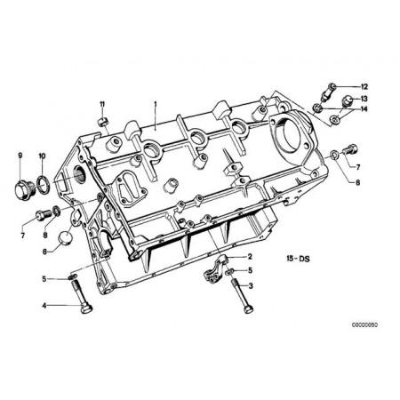 Bloque de motor Bmw e21