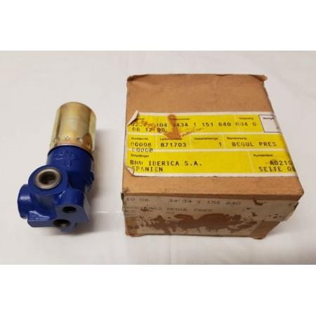 Regulación de presión automático de freno Bmw E21