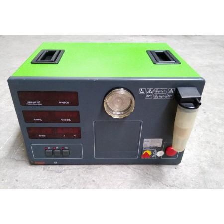 Analizador de gases Bosch ETT 008.41. En perfecto estado. Sin codigos de avería.