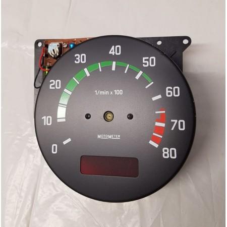 Reloj cuentarrevoluciones Motometer E21
