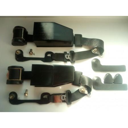 Cinturones traseros Bmw e21