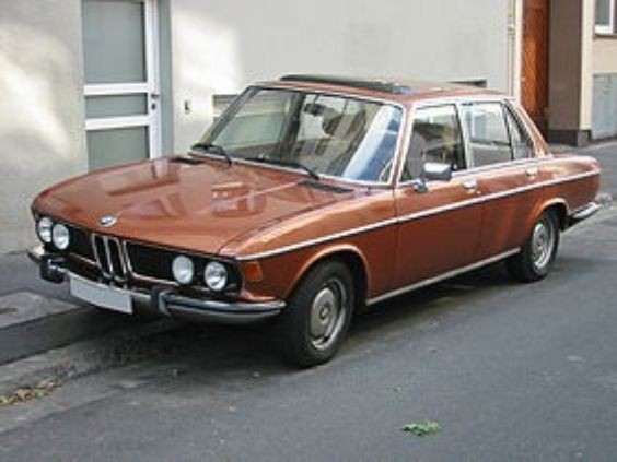 BMW E3